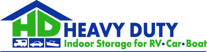 Heavy Duty Indoor Storage